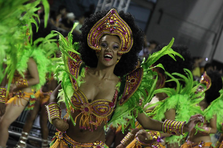 4 atracciones imperdibles para no perderse del Carnaval de Río De Janeiro